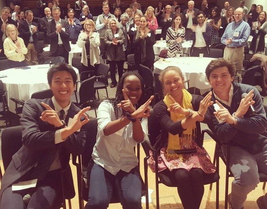 Alumni Council 2016 Instagram Shots